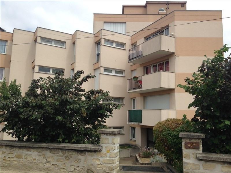 Rental apartment Poissy 665€ CC - Picture 1