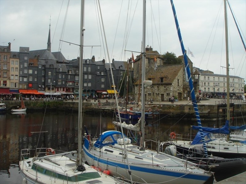 Vente local commercial Honfleur 264 000€ - Photo 1