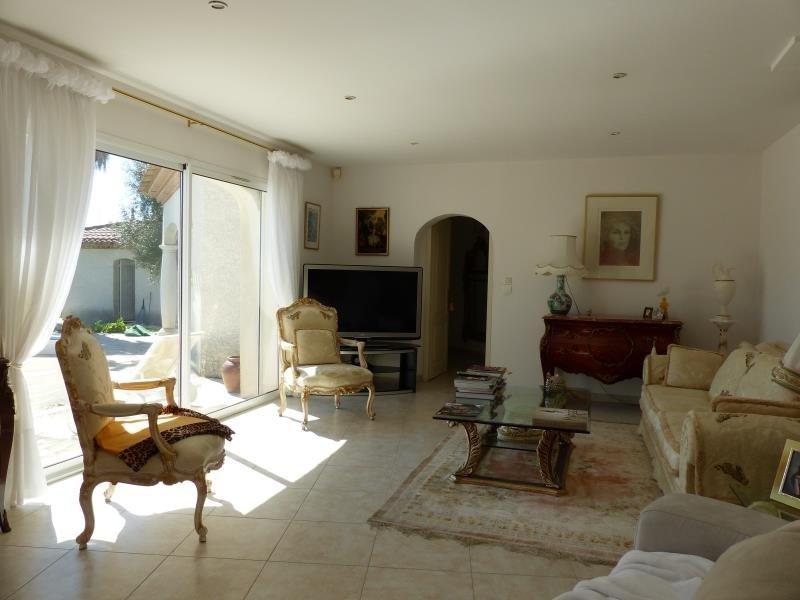 Venta de prestigio  casa Lignan sur orb 630000€ - Fotografía 6