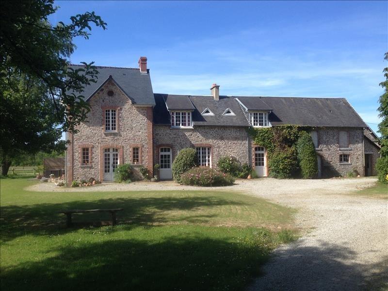 Sale house / villa Creances 386500€ - Picture 1