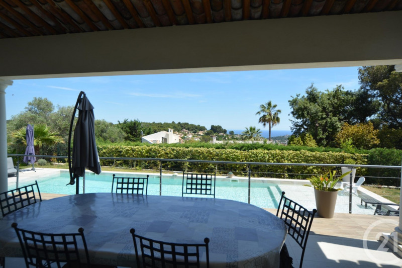 Immobile residenziali di prestigio casa Vallauris 1250000€ - Fotografia 5