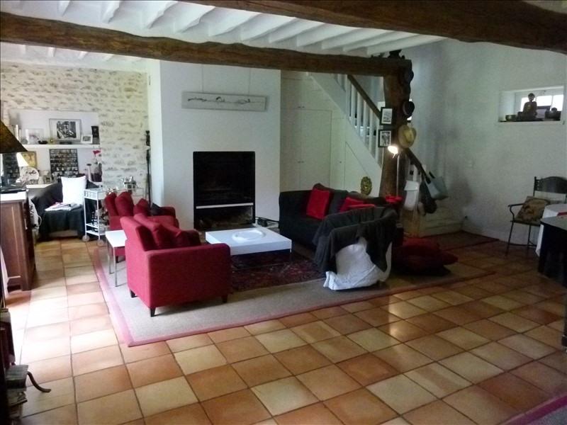 Sale house / villa Montfort-l'amaury 529000€ - Picture 7