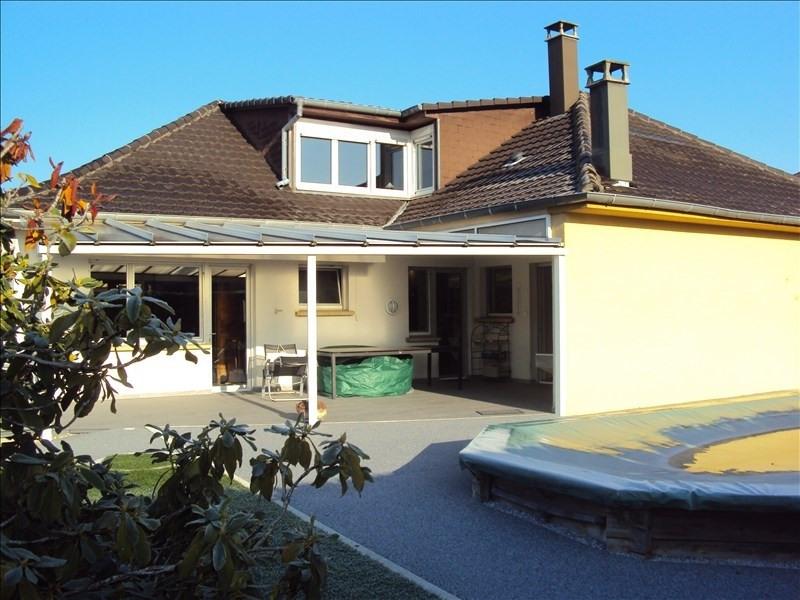 Vente de prestige maison / villa Riedisheim 676000€ - Photo 2