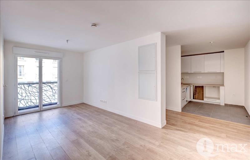 Sale apartment Courbevoie 379000€ - Picture 2