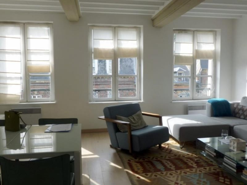 Sale apartment Honfleur 235 000€ - Picture 1