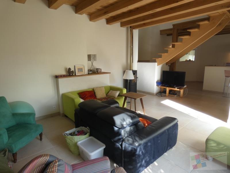 Sale house / villa St sauvant 256800€ - Picture 2