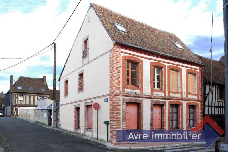 Sale building Verneuil d avre et d iton 256000€ - Picture 1