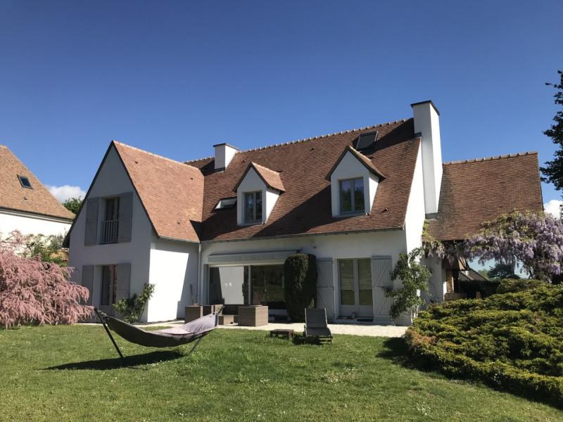 Revenda residencial de prestígio casa Villennes sur seine 1295000€ - Fotografia 2