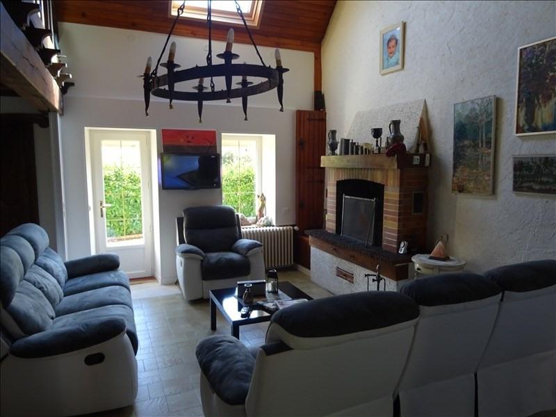 Venta  casa Fleury sur loire 212000€ - Fotografía 4