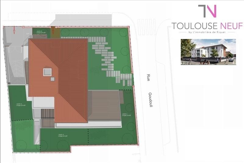 Vente appartement Toulouse 549000€ - Photo 7