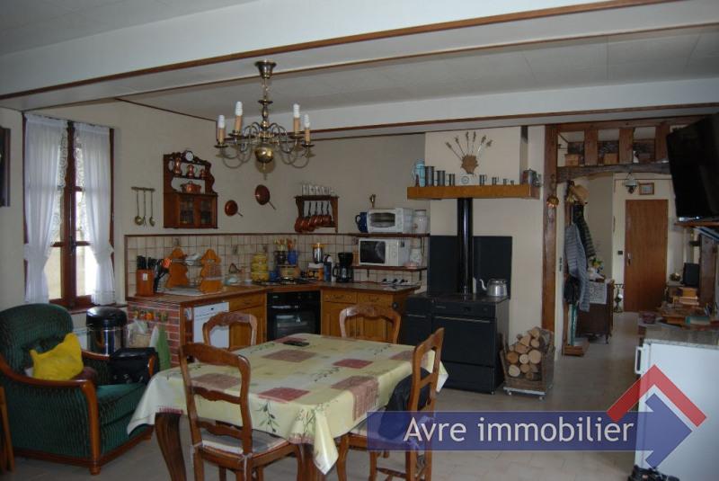 Sale house / villa Verneuil d'avre et d'iton 138000€ - Picture 2