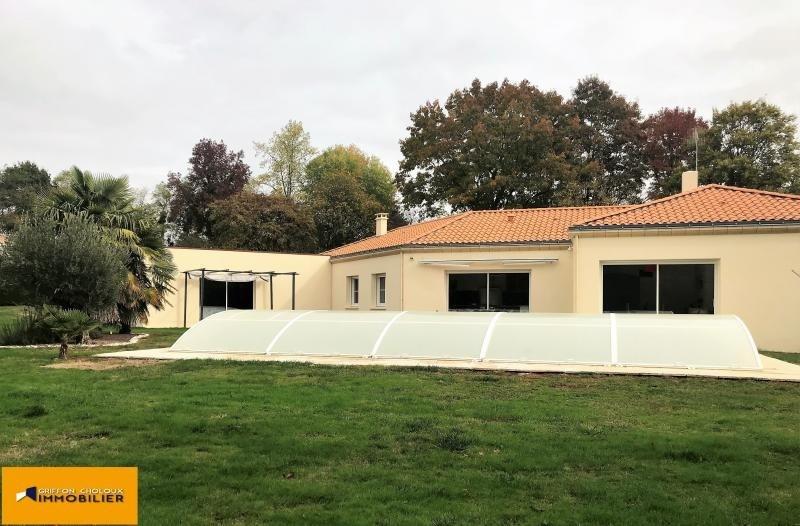 Vente maison / villa Beaupreau 343000€ - Photo 1