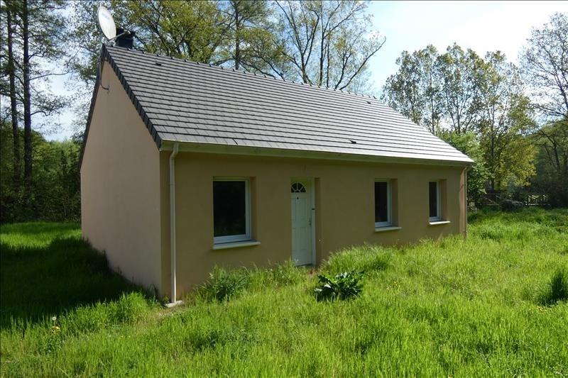 Sale house / villa Conches en ouche 116000€ - Picture 1