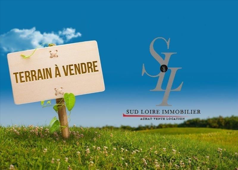 Vente terrain Muides sur loire 51400€ - Photo 1