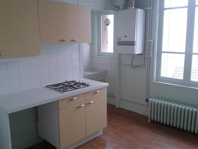 Rental apartment Vichy 500€ CC - Picture 2