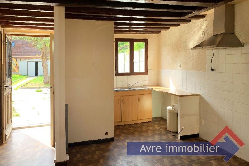 Vente maison / villa Verneuil d'avre et d'iton 81000€ - Photo 2