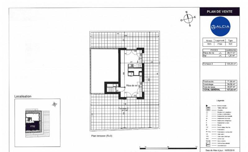 Vente de prestige appartement Bordeaux 796000€ - Photo 4