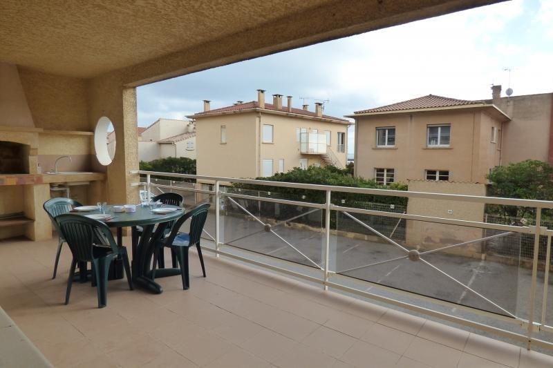 Vente appartement Valras plage 140000€ - Photo 1