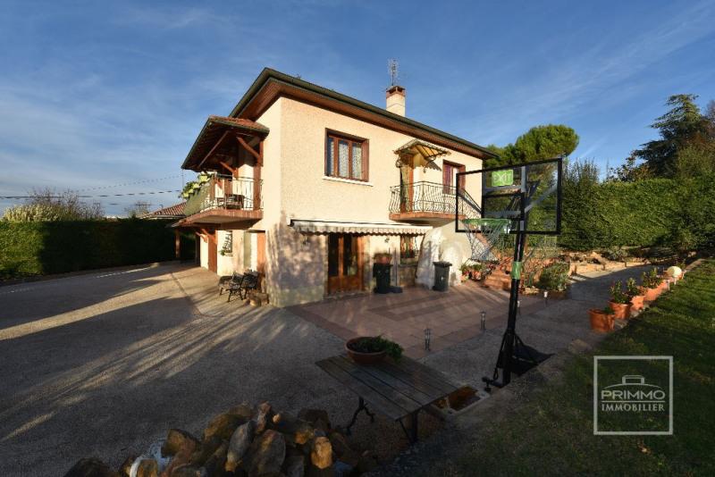Vente de prestige maison / villa Neuville sur saone 560000€ - Photo 16