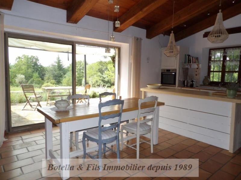 Verkoop van prestige  huis Barjac 527000€ - Foto 5