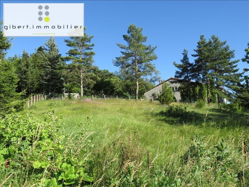 Vente terrain Coubon 54000€ - Photo 2