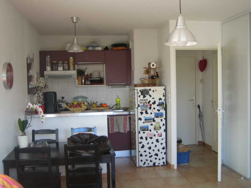 Rental apartment Aucamville 465€ CC - Picture 1