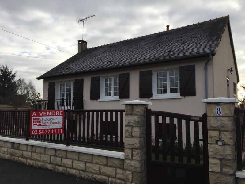 Vente maison / villa Vendôme 123000€ - Photo 2
