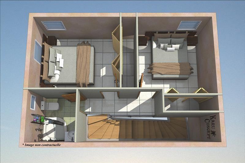 Sale house / villa Le moule 265000€ - Picture 9