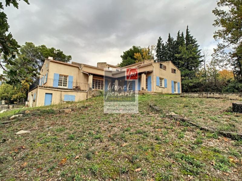 Vente maison / villa Aubignan 296800€ - Photo 1