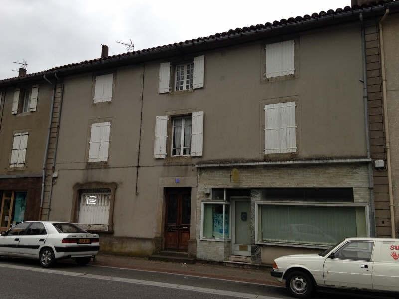 Vente maison / villa Labastide-rouairoux 89000€ - Photo 1