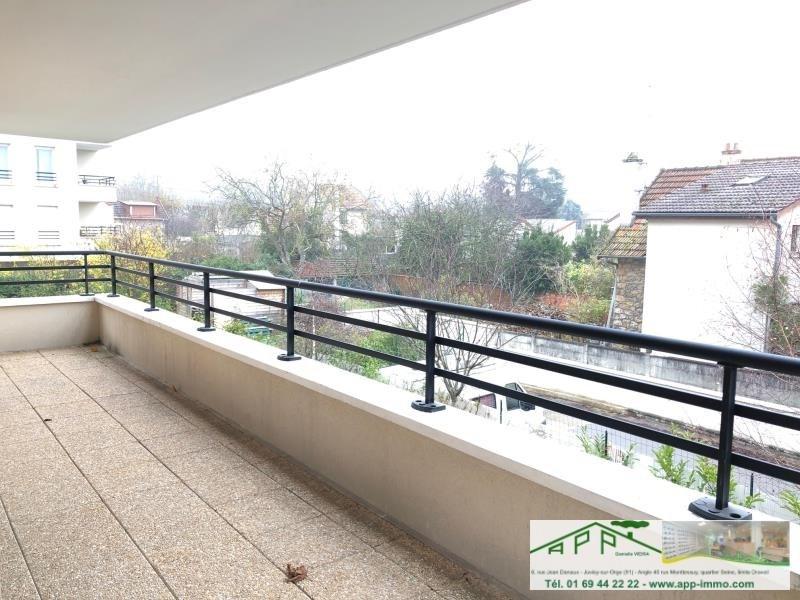 Rental apartment Draveil 1090€ CC - Picture 5
