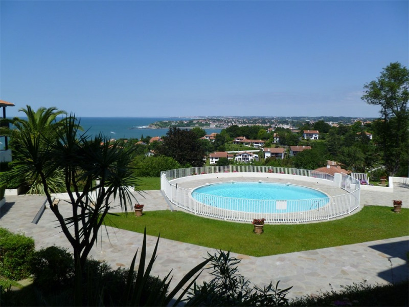 Vacation rental apartment Ciboure 1722€ - Picture 1