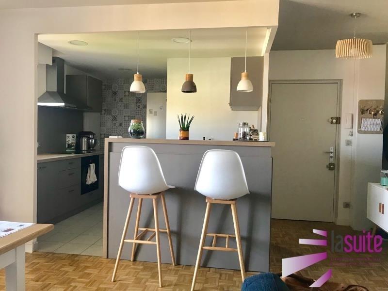 Sale apartment Lyon 7ème 380000€ - Picture 2
