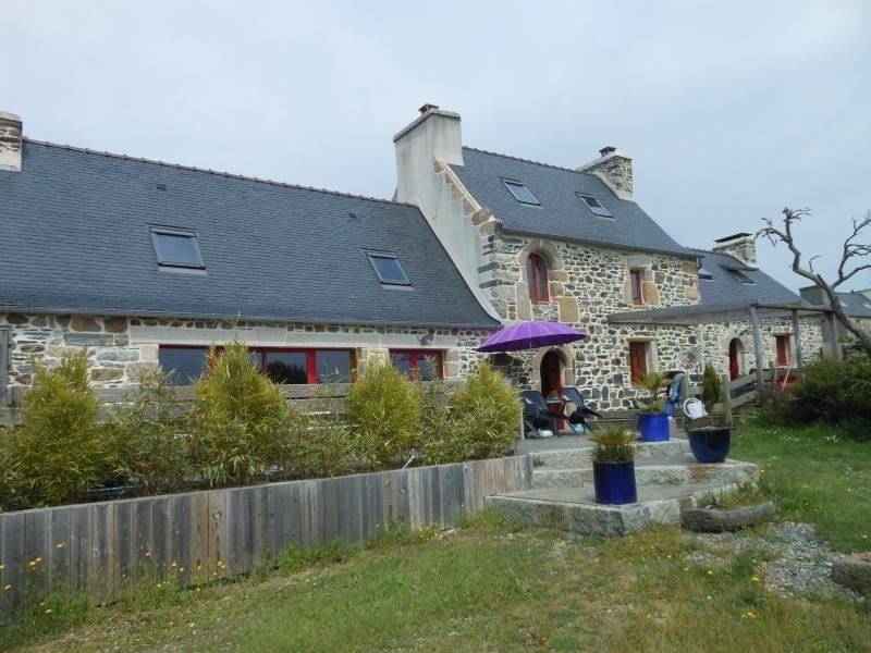 Vente maison / villa Plouezoc h 285000€ - Photo 2