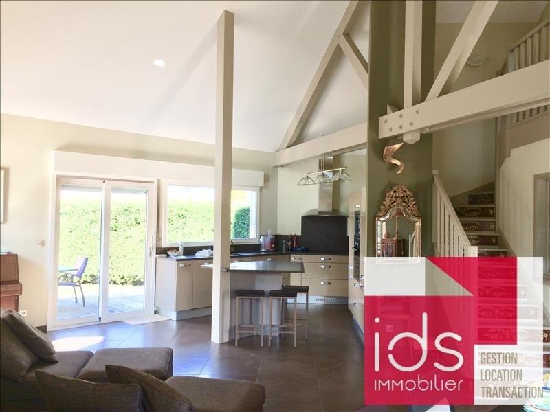Immobile residenziali di prestigio casa Challes les eaux 595000€ - Fotografia 3