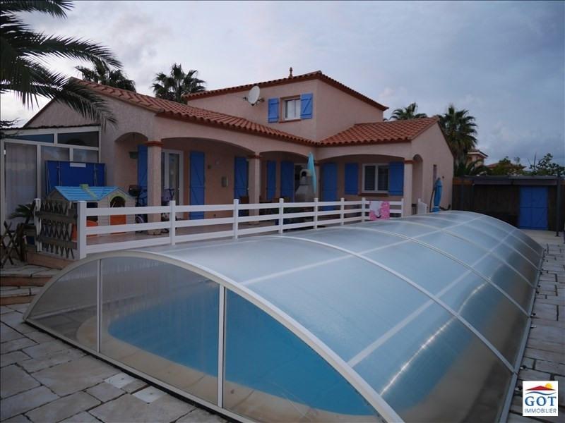 Verkoop  huis St laurent de la salanque 369000€ - Foto 1