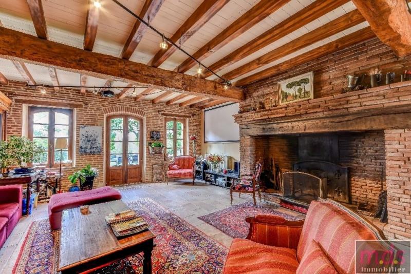 Vente de prestige maison / villa Saint-orens-de-gameville 2 pas 799000€ - Photo 2