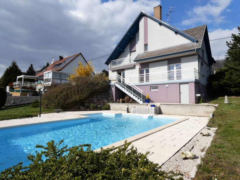 Sale house / villa Truchtersheim 549000€ - Picture 1
