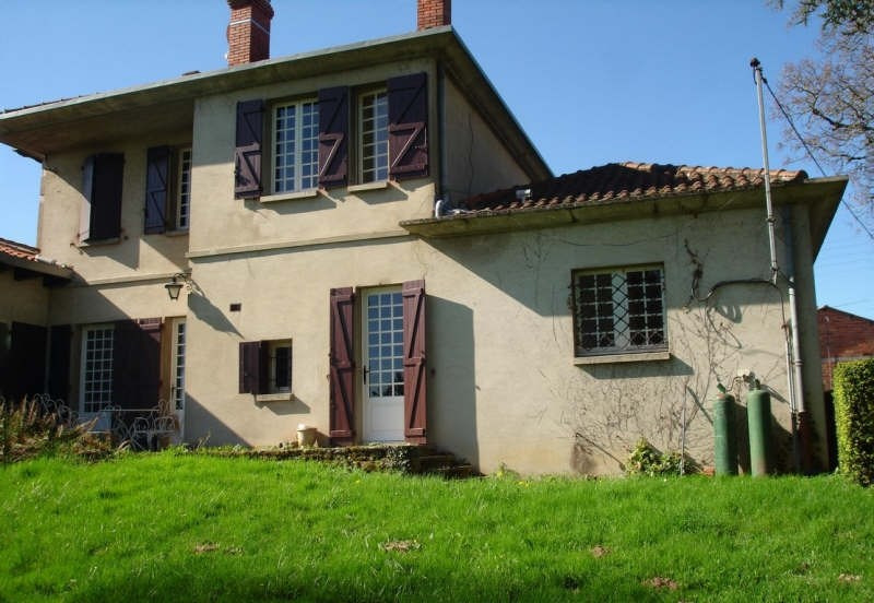 Vente maison / villa Mirandol bourgnounac 318 000€ - Photo 2