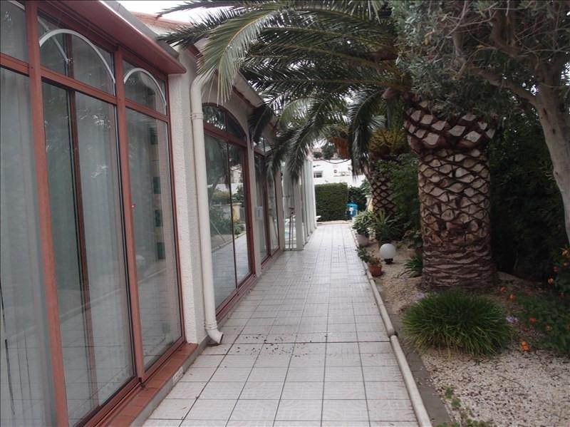 Sale house / villa Canet en roussillon 525000€ - Picture 3