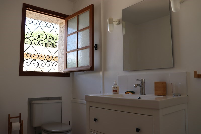 Vacation rental house / villa Cavalaire sur mer 1000€ - Picture 14