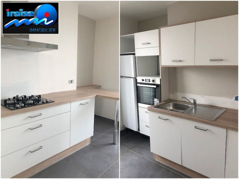Location appartement Brest 750€ CC - Photo 1