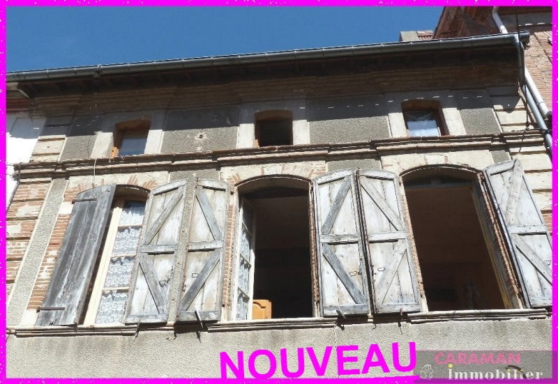 Vente immeuble Caraman  centre 195 000€ - Photo 1