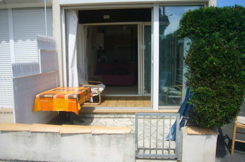 Sale apartment Le grau du roi 96 000€ - Picture 1