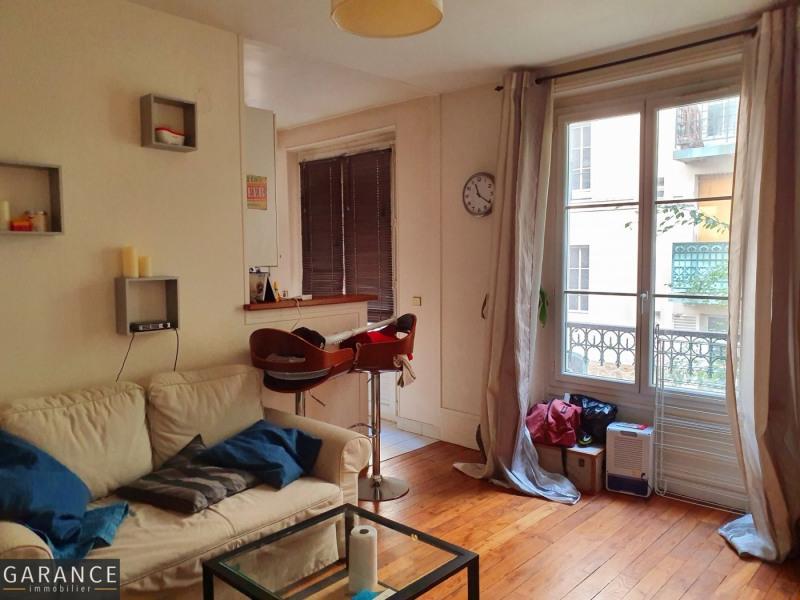 Rental apartment Paris 14ème 1145€ CC - Picture 1