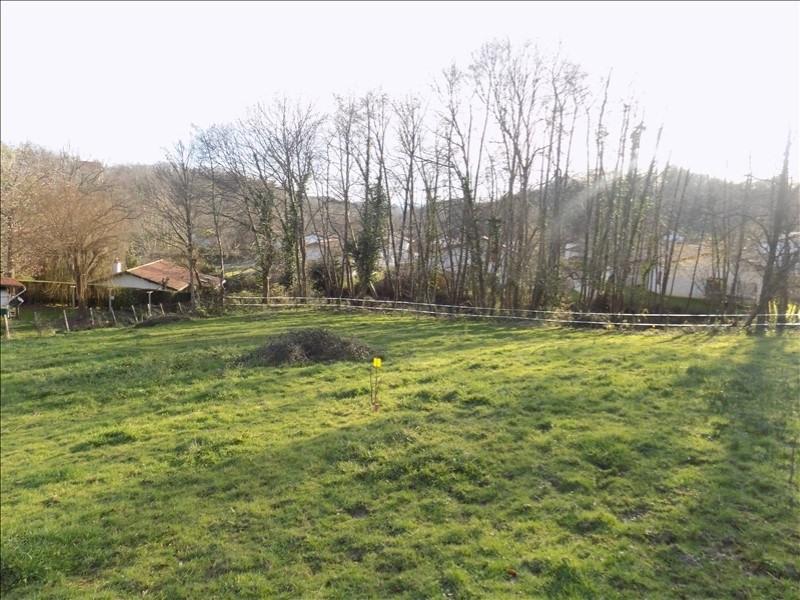 Vente terrain St pee sur nivelle 120000€ - Photo 4