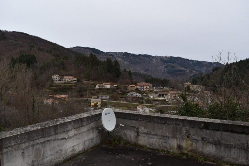 Sale house / villa St martin de valamas 86000€ - Picture 2