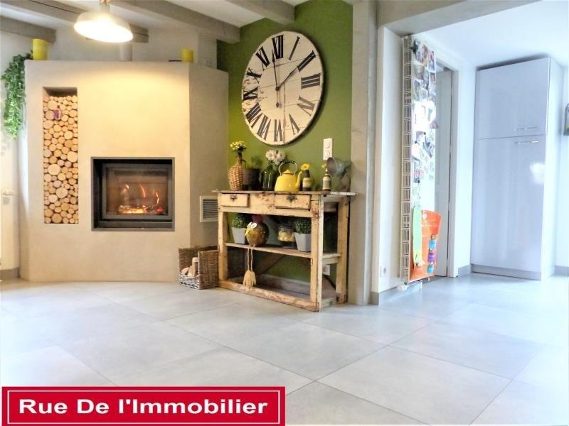 Sale house / villa Brumath 351400€ - Picture 2
