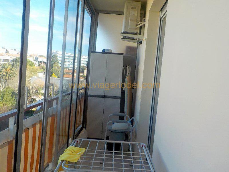 Life annuity apartment Juan-les-pins 120 000€ - Picture 6