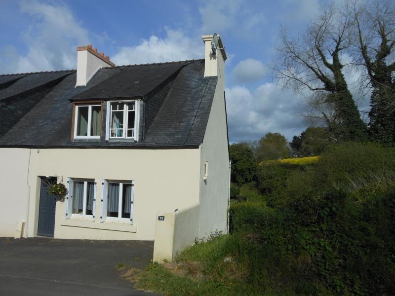 Sale house / villa St jean du doigt 100000€ - Picture 2